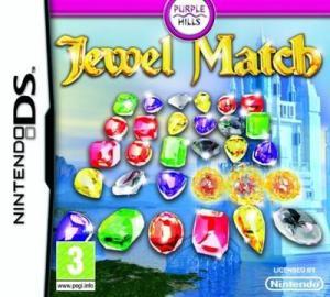 Jewel Match Nintendo Ds