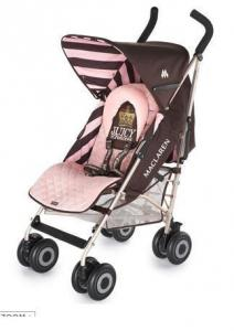 Carucior Juicy Couture Maclaren