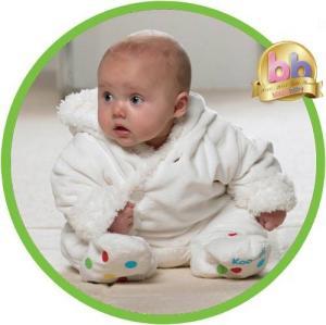 Costum bebelus 3-6 luni Fluffy Koo-di
