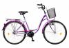 Bicicleta dhs 2632 alb verde/480