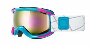 Ochelari de ski GGL 5 Sioux Albastri Uvex