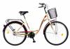Bicicleta citadinne 2636 model 2015 crem 480 mm