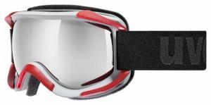 Ochelari de ski Sioux Rosii Uvex