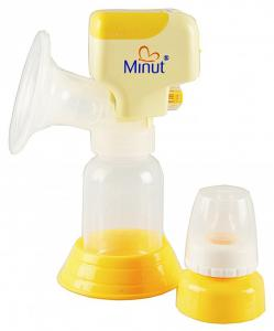 Pompa San Electrica cu Biberon Minut Baby Bpa Free