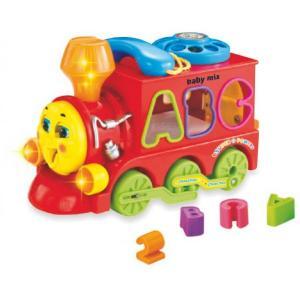 Trenulete jucarie
