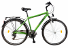 Bicicleta travel 2855 model 2015 gri 520 mm