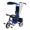 Tricicleta scooter 118 albastru