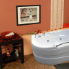 Cada de baie pe colt Florentina W 170X120 Garantie 15 ani