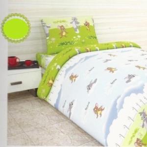 Lenjerii de pat copii Tom si Jerry HSL 1817