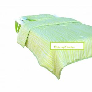 Pilota din bambus pentru copii Pilota piela sensibila si somn sanatos