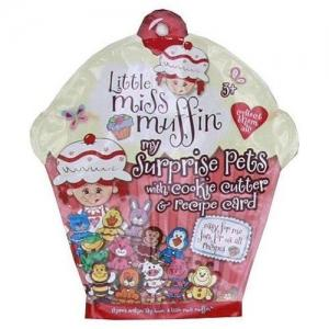 Papusi Little Miss Muffin in folie