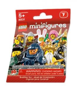 Minifigurine Lego seria 7