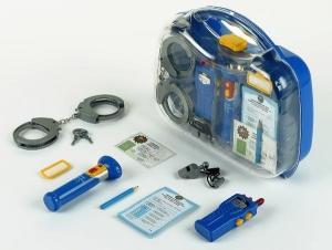 Trusa politie cu Walkie-Talkie