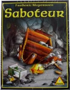 Joc societate Saboteur