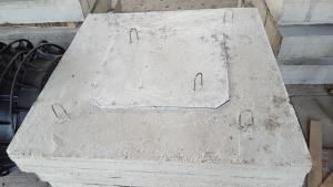 Camin vizitare din beton