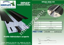 DEFLEX WOD 559