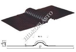 Profile hidroizolare acoperis WOD 550
