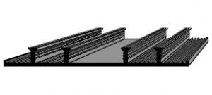 Profile hidroizolante externe pentru constructii