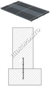 Hidroizolatii - Profile hidroizolante interne imbinari-armatura otel externa de ranforsare-AS
