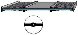 Hidroizolatii- Profile hidroizolante interne imbinari-armatura otel interna ranforsare-ASI