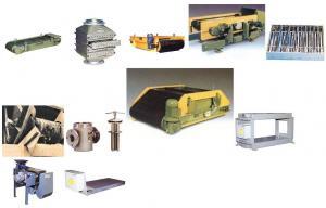 Separatoare magnetice de metale