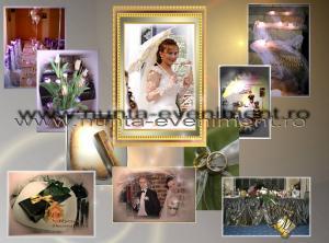 Pachet decoratiuni pentru nunta