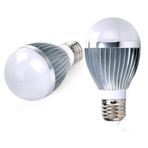 Bec 10 LED-uri SMD economic 5W E27