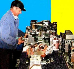 Repar distribuitoare hidraulice