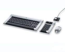 Tastatura logitech dinovo cordless