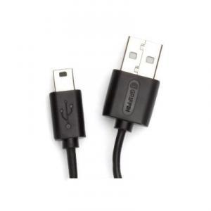 Usb cable a b mini