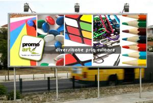 Printare outdoor pe bannere