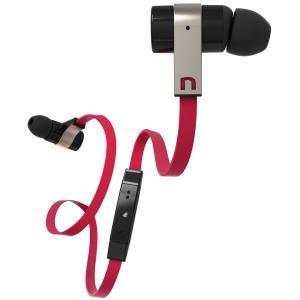 Casca Bluetooth Stereo NOVERO Rockaway -rosu