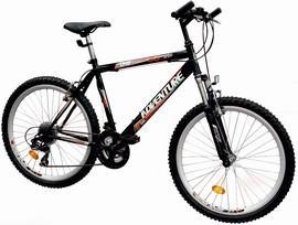 Bicicleta mountain bike hardtail DHS 2665 21 viteze Adventure model 2013