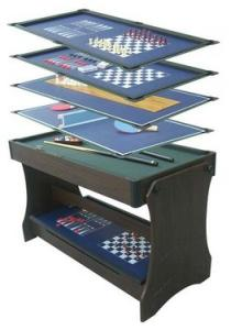 Masa cu multiple jocuri Worker Funtastick 2006IN