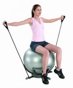 Minge pentru aerobic Magic Ball 1798IN