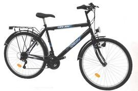 Bicicleta barbati trekking DHS Kreativ 2613 Life Joy