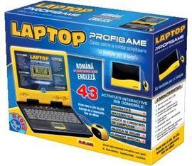 D Toys - Laptop Profigame (bilingv, 86 functii)