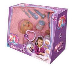 D Toys - Papusa Alice la doctor
