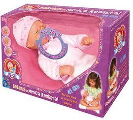 D-Toys - Papusa Alice cu mimica realista