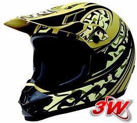 Casca motocross V310 Junior