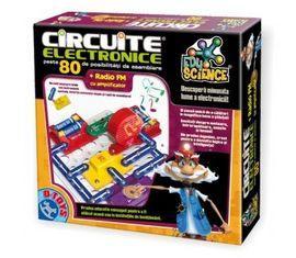 D Toys - Circuite electronice - peste 80 de exercitii