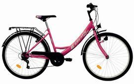 Bicicleta oras dama Kreativ DHS 2614 Life Joy 6 viteze model 2012