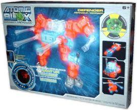 Atomic Blox 50 Transformer Defender