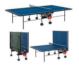 Masa de tenis pliabila pentru interior Forte 3098IN