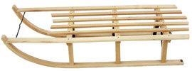 Saniuta mica din lemn