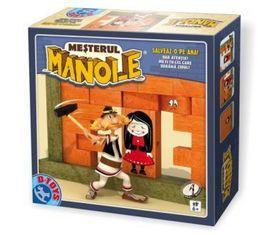 D Toys - Mesterul Manole