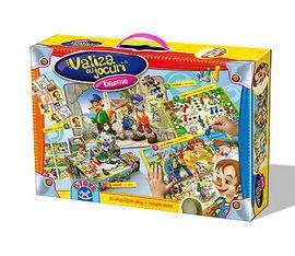 D Toys - Valiza cu jocuri - Basme