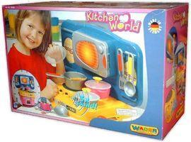 Kitchen World pentru fetite