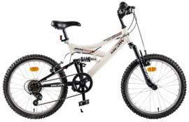 Bicicleta copii DHS KREATIV 2041 model 2013- copii 5-8 ani