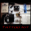 Kit tattoo complet